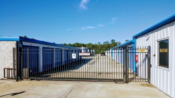 Snapbox Self Storage - Bunnell 2303 N State St Bunnell, FL - Photo 1