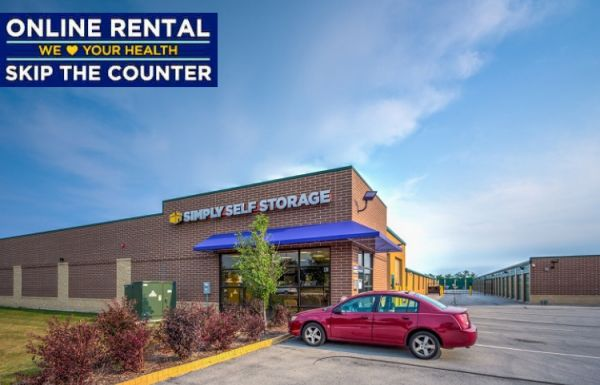 Simply Self Storage - 230 45th Street - Munster 230 45th Street Munster, IN - Photo 0
