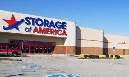 Storage of America - Shiloh Springs Rd 2800 Shiloh Springs Road Trotwood, OH - Photo 1