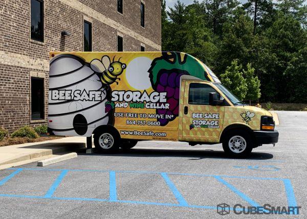 Bee Safe Self Storage - Simpsonville 306 Harrison Bridge Road Simpsonville, SC - Photo 2