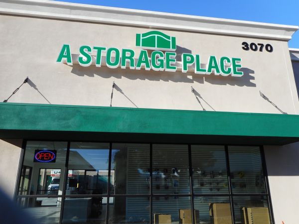 A Storage Place - Del Sol 3070 Del Sol Boulevard Imperial Beach, CA - Photo 0