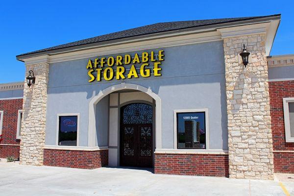 Affordable Storage - 128th & Quaker Ave 12905 Quaker Avenue Lubbock, TX - Photo 0