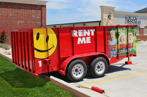 Affordable Storage - 128th & Quaker Ave 12905 Quaker Avenue Lubbock, TX - Photo 6