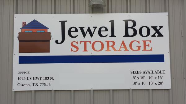 Jewel Box Storage 1025 US Highway 183 Cuero, TX - Photo 2