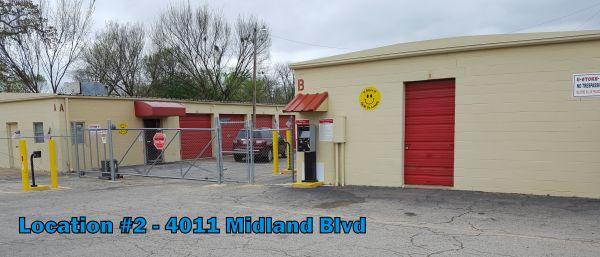 U-Store-It - Ft. Smith - 4011 Midland Blvd 4011 Midland Boulevard Fort Smith, AR - Photo 5