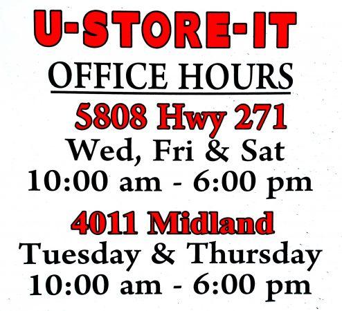 U-Store-It - Ft. Smith - 5808 Hwy 271 5808 U.S. 271 Fort Smith, AR - Photo 2