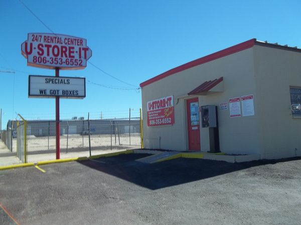 U-Store-It - Amarillo 2328 2328 Lakeview Dr Amarillo, TX - Photo 5