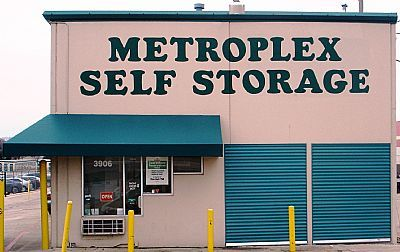 Metroplex Self Storage - Irving - 3906 W Airport Fwy 3906 W Airport Fwy Irving, TX - Photo 0