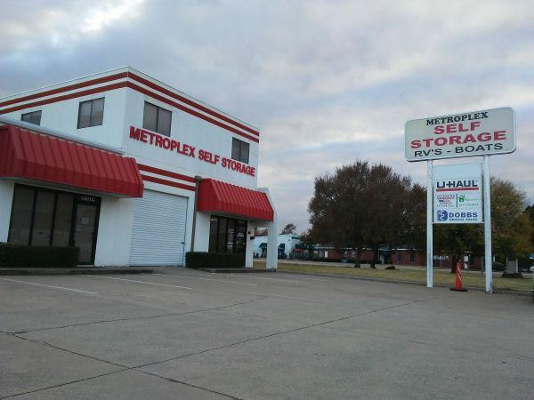 Metroplex Self Storage - Colleyville - 1801 Industrial Boulevard 1801 Industrial Boulevard Colleyville, TX - Photo 0