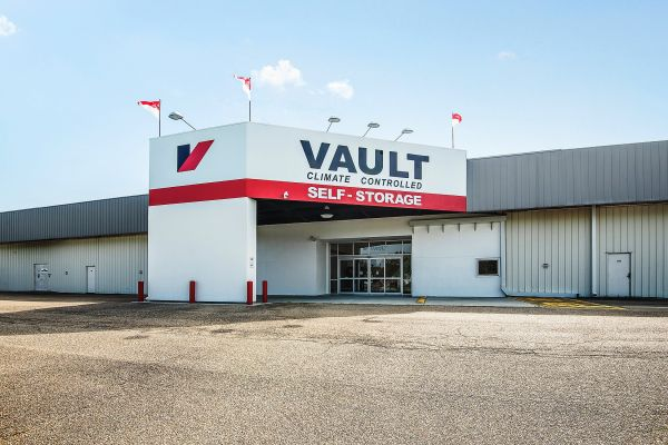 Vault Self Storage 11601 Coursey Boulevard Baton Rouge, LA - Photo 0