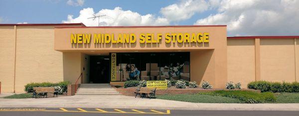 New Midland Self Storage115 North Calderwood Street Alcoa Tn Photo 0
