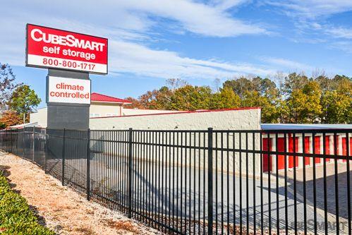 CubeSmart Self Storage - Greenville - 450 Haywood Rd 450 Haywood Rd Greenville, SC - Photo 1
