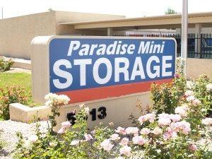 Paradise Mini Storage - Glendale - 5913 W Paradise Ln 5913 W Paradise Ln Glendale, AZ - Photo 3