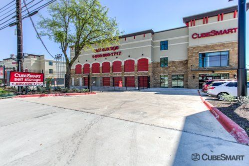 CubeSmart Self Storage - Austin - 2525 S I-35 2525 South Interstate 35 Frontage Road Austin, TX - Photo 0