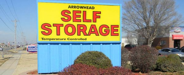Arrowhead Self Storage - Edmond - 3800 South Kelly Avenue 3800 South Kelly Avenue Edmond, OK - Photo 2