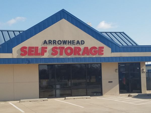 Arrowhead Self Storage - Edmond - 3800 South Kelly Avenue 3800 South Kelly Avenue Edmond, OK - Photo 6