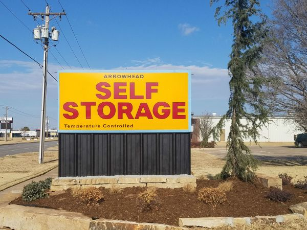 Arrowhead Self Storage - Edmond - 3800 South Kelly Avenue 3800 South Kelly Avenue Edmond, OK - Photo 7
