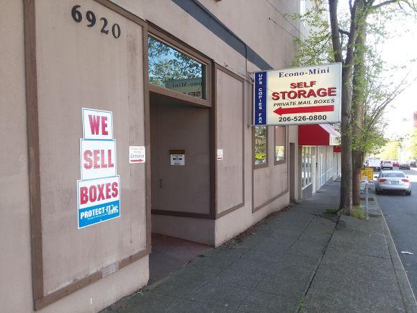 Econo Mini Storage 6920 Roosevelt Way NE Seattle, WA - Photo 0