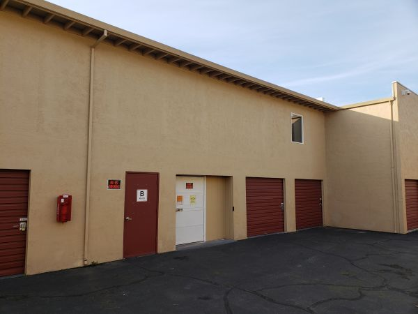 Security Self Storage - Napa - 219 Walnut Street 219 Walnut Street Napa, CA - Photo 5