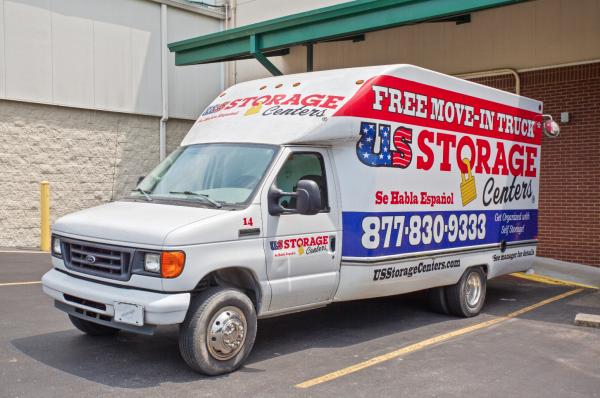 US Storage Centers - Nashville - 6346 Nolensville Pike 6346 Nolensville Pike Nashville, TN - Photo 4