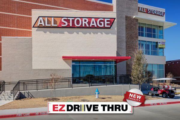All Storage - McKinney @Walmart Shopping Center - 1415 N Custer Rd 1415 North Custer Road McKinney, TX - Photo 0