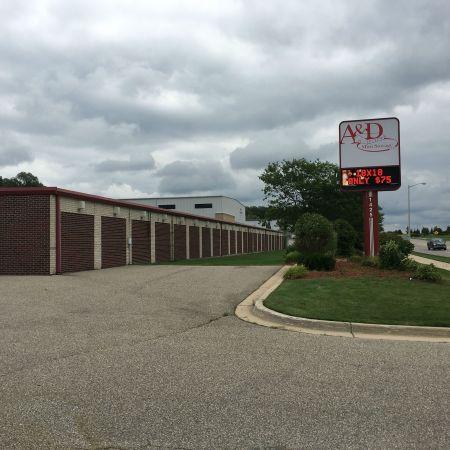 Clyde Park Self Storage - Byron Center 8111 Clyde Park Avenue Southwest Byron Center, MI - Photo 3