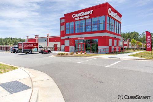 CubeSmart Self Storage - Morrisville 4812 Hopson Road Morrisville, NC - Photo 0