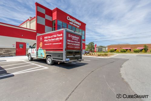 CubeSmart Self Storage - Morrisville 4812 Hopson Road Morrisville, NC - Photo 9