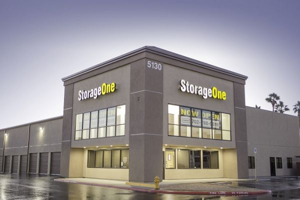 StorageOne @ Maryland 5130 South Maryland Parkway Las Vegas, NV - Photo 0