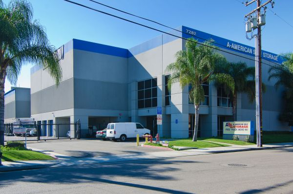 A-American Self Storage - Buena Park 7282 Walnut Ave Buena Park, CA - Photo 0