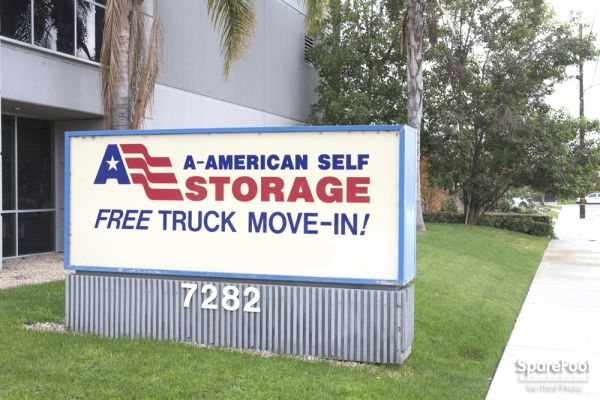 A-American Self Storage - Buena Park 7282 Walnut Ave Buena Park, CA - Photo 4