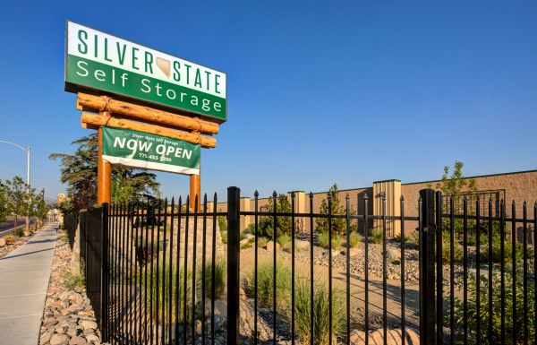 Silver State Self Storage 1675 West 4th Street Reno, NV - Photo 0