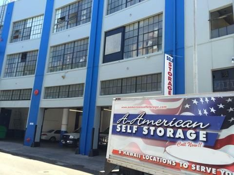 A-American Self Storage - Honolulu 720 South St Honolulu, HI - Photo 6