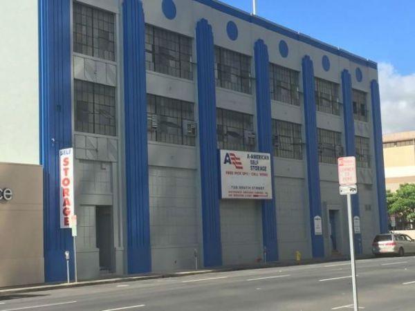 A-American Self Storage - Honolulu 720 South St Honolulu, HI - Photo 8