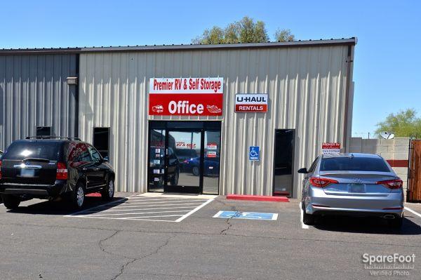 Premier RV & Self Storage 8030 N El Mirage Rd El Mirage, AZ - Photo 5