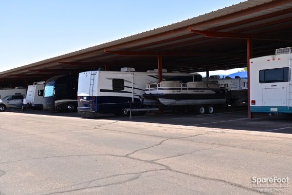 Premier RV & Self Storage 8030 N El Mirage Rd El Mirage, AZ - Photo 8