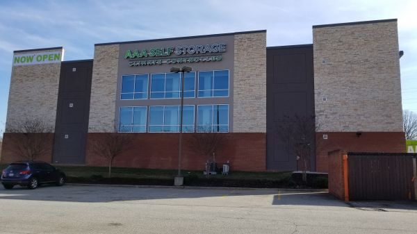 AAA Self Storage - Greensboro - N. Elm St @ Pisgah Church Rd. 3523 North Elm Street Greensboro, NC - Photo 5