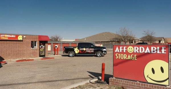 Affordable Storage - 66th & Frankford 5912 66th St Lubbock, TX - Photo 0