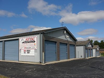 Attic Selfstor - Plainfield 4586 South County Road 600 East Plainfield, IN - Photo 0