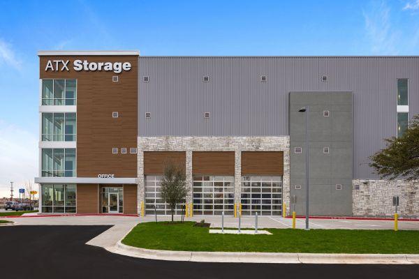 ATX Self Storage 6901 North Interstate 35 Frontage Road Austin, TX - Photo 1