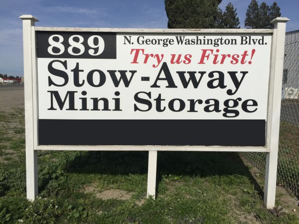 Stow Away Mini Storage 889 N George Washington Blvd Yuba City, CA - Photo 0