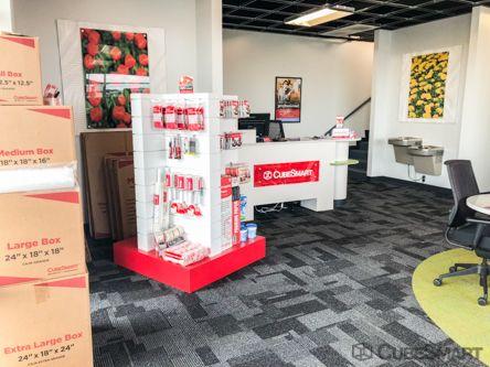 CubeSmart Self Storage - Harrisburg - 169 Harrisburg Veterans Rd 169 Harrisburg Veterans Rd Harrisburg, NC - Photo 6