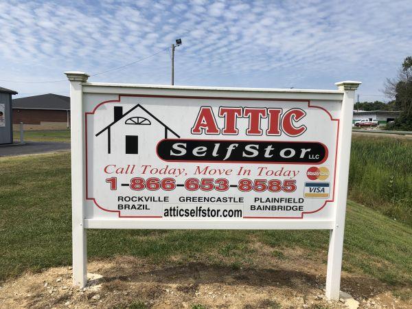 Attic Selfstor - Greencastle 320 BLOOMINGTON STREET GREENCASTLE, IN - Photo 2
