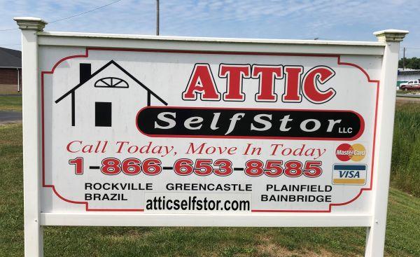 Attic Selfstor - Greencastle 320 BLOOMINGTON STREET GREENCASTLE, IN - Photo 0