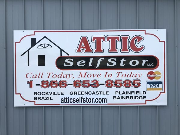 Attic Selfstor - Bainbridge 300 U.S. 36 Bainbridge, IN - Photo 1