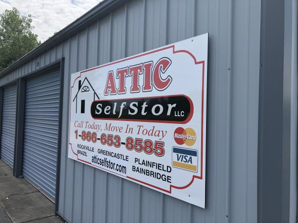 Attic Selfstor - Bainbridge 300 U.S. 36 Bainbridge, IN - Photo 2