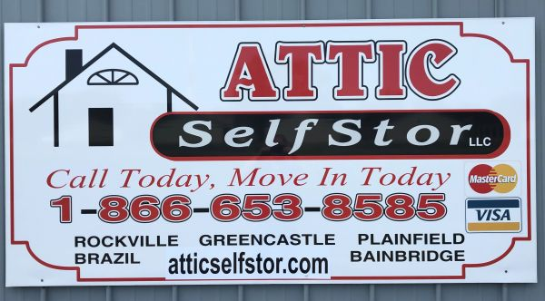Attic Selfstor - Bainbridge 300 U.S. 36 Bainbridge, IN - Photo 0