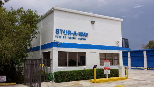 Stor-A-Way Mini Storage 5094 Southeast Federal Highway Stuart, FL - Photo 0