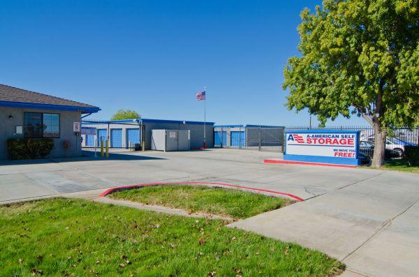 A-American Self Storage - 10th Street West 41413 10th St W Palmdale, CA - Photo 0