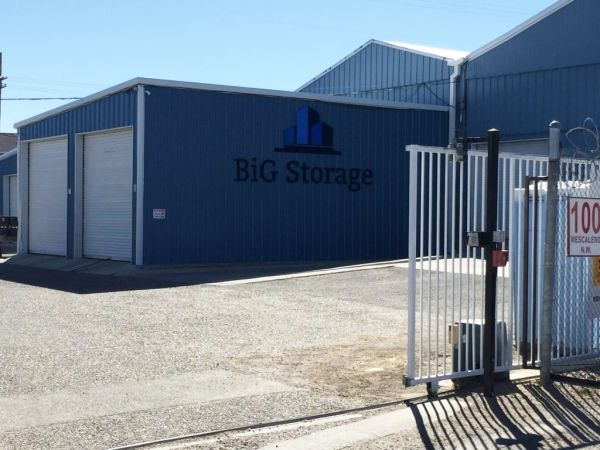 BIG Storage New Mexico 100 Mescalero Road Northwest Albuquerque, NM - Photo 1